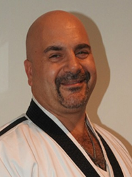 Shihan Larry Zahand in Akron - Zahand's Martial Arts