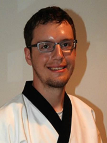 Sempai Bryan Conyers  in Akron - Zahand's Martial Arts