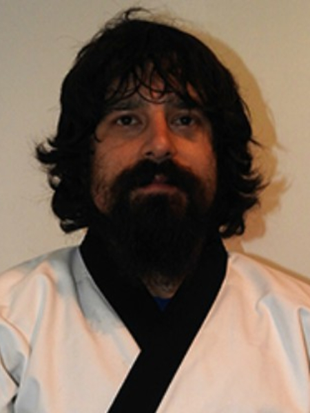 Sempai Tony Kennedy  in Akron - Zahand's Martial Arts