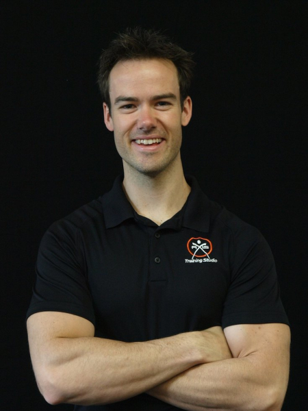 Jonathan Inman in Gainesville - Axis Training Studio