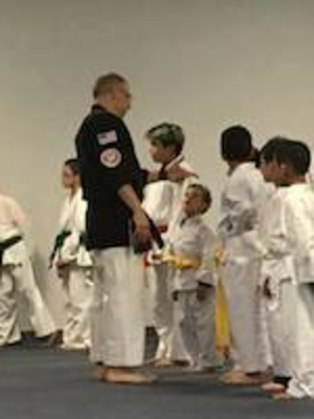 Christopher Barone in Bushkill and East Stroudsburg - PA Isshinryu Karate & Self Defense