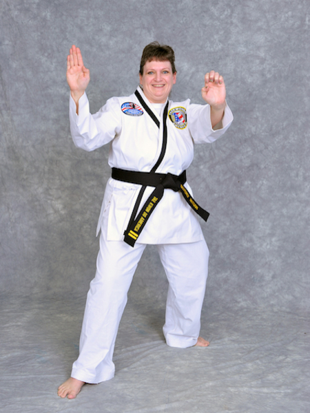 Beverly Hitson in Maryville - Church's Taekwondo America