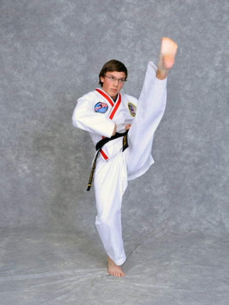 Holden Lakins in Maryville - Church's Taekwondo America