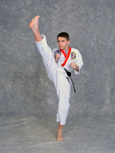 Gavin Marsh in Maryville - Church's Taekwondo America