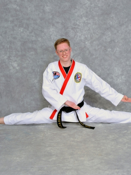 Andrew Taylor in Maryville - Church's Taekwondo America