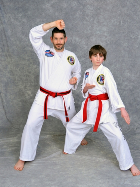Alex Hauck in Maryville - Church's Taekwondo America