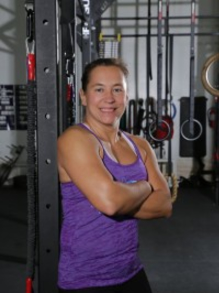 Renee Wissbroecker in Delano - Crow River CrossFit