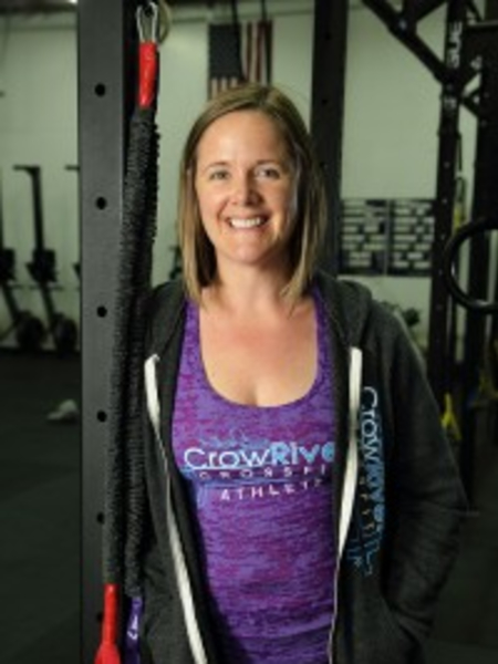 Lindsay Bury  in Delano - Crow River CrossFit