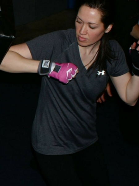 Karen Whipple in Fairbanks - Alaska Krav Maga & Fitness