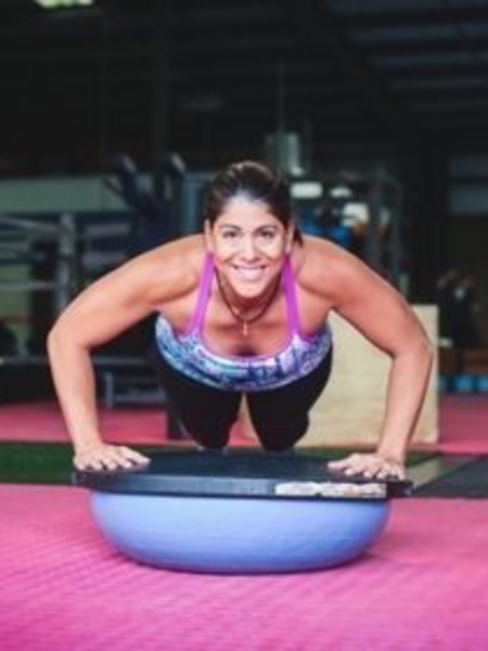 Olinda Branch in Kernersville  - Allen Branch's Fitness One Training Systems