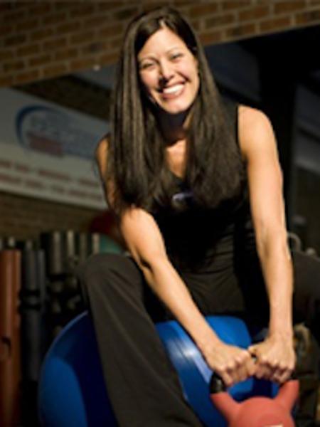Ashlie Reid in Kernersville  - Allen Branch's Fitness One Training Systems