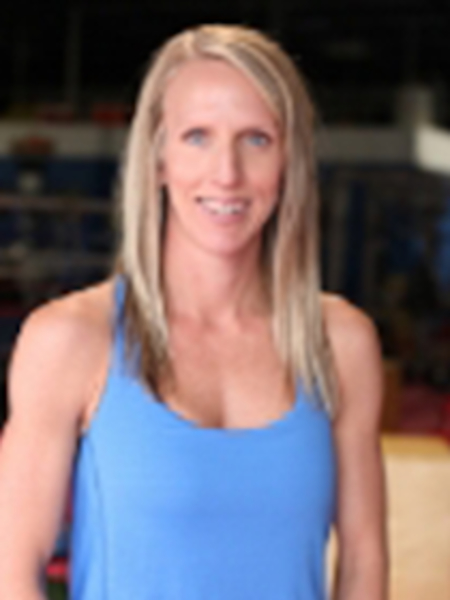 Catherine Holbert in Kernersville  - Allen Branch's Fitness One Training Systems