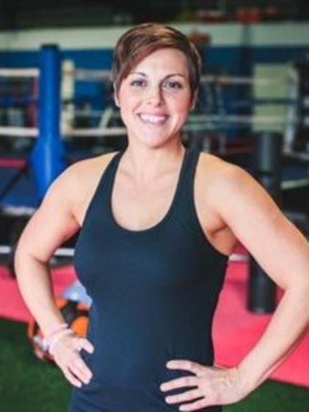 Megan Pender in Kernersville  - Allen Branch's Fitness One Training Systems