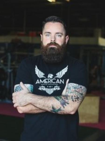 Sean Pardue in Kernersville  - Allen Branch's Fitness One Training Systems