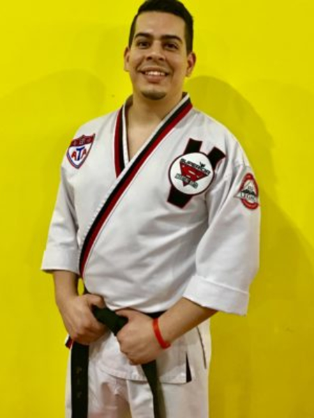 Mr. Nunez  in Charlottesville  - Superior Martial Arts - Charlottesville