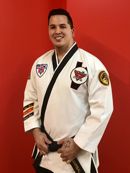 Mr. Marsal in Winston-Salem - Superior Martial Arts - Winston-Salem