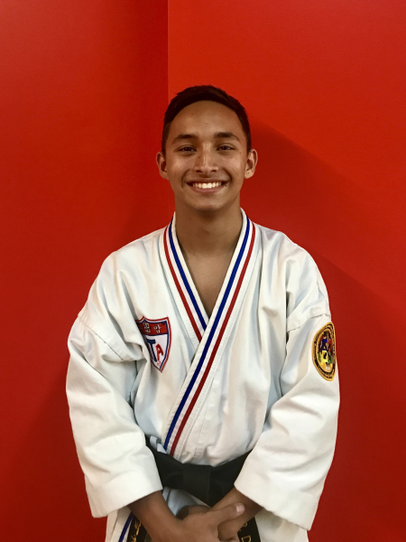 Mr. Torres in Winston-Salem - Superior Martial Arts - Winston-Salem