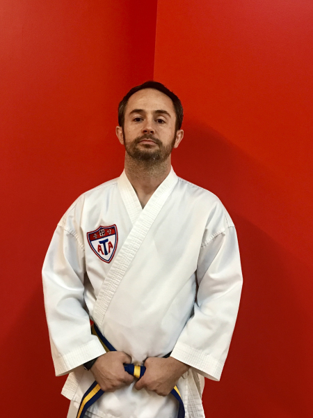 Mr. James in Winston-Salem - Superior Martial Arts - Winston-Salem