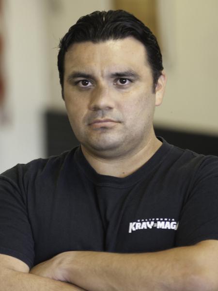 Marco O'Campo in San Juan Capistrano - California Krav Maga
