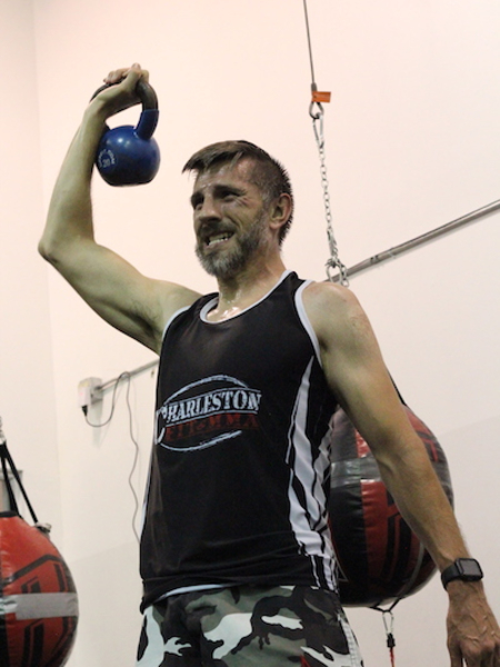 Tim Breckenridge in Charleston - Charleston FIT & MMA