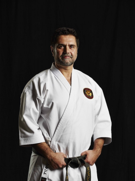 Vincent Busuttil Shihan in Heathmont - Ultimate Martial Arts