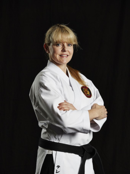 Teresa Skepper in Heathmont - Ultimate Martial Arts