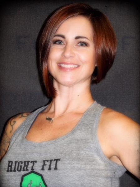 Mandi Dow in Shawnee - Right Fit - Fuel & Fitness