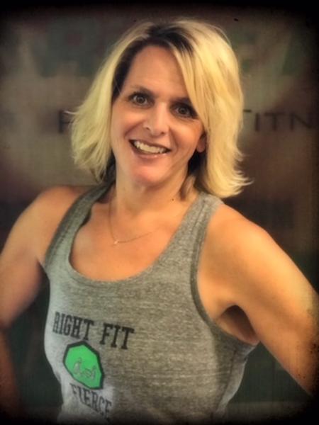 Paula Wharff in Shawnee - Right Fit - Fuel & Fitness
