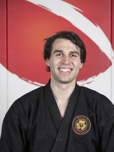 Aaron Smalley Sempai in Heathmont - Ultimate Martial Arts