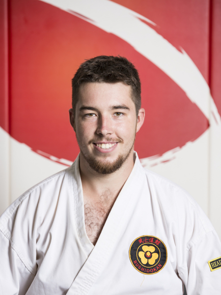 Liam McGrath in Heathmont - Ultimate Martial Arts