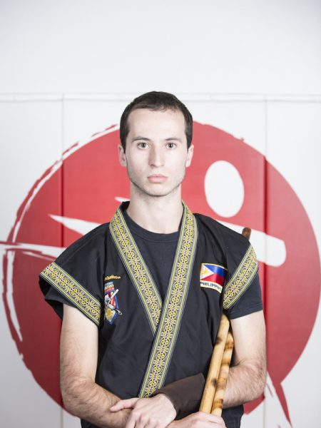 Robbie Di Paolo in Heathmont - Ultimate Martial Arts