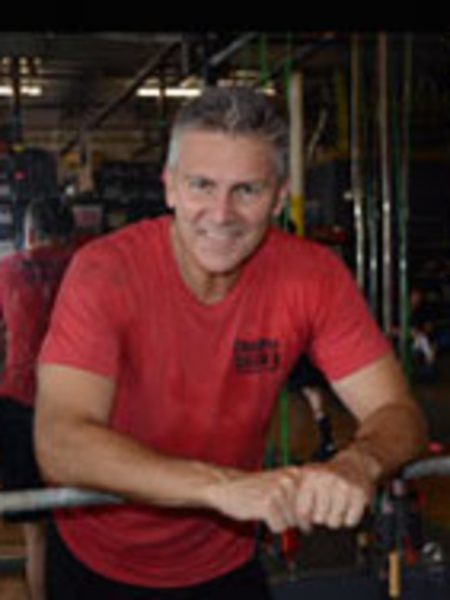 Paul in Brandon - CrossFit BNI