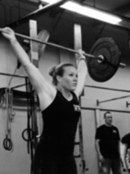 Ashley  in Brandon - CrossFit BNI