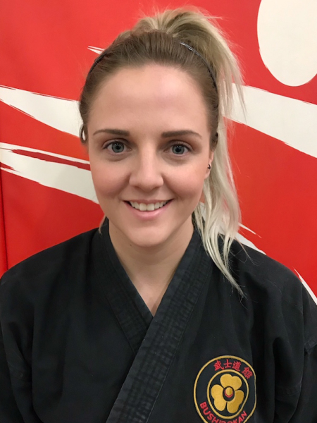 Jayde Busuttil Sensei in Heathmont - Ultimate Martial Arts