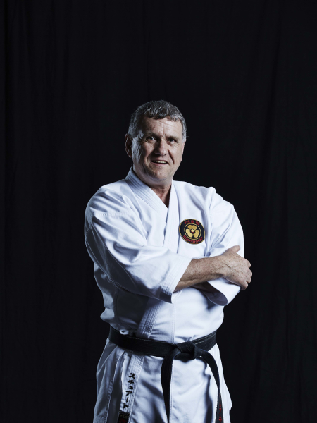 Ralph Randell Sensei in Heathmont - Ultimate Martial Arts