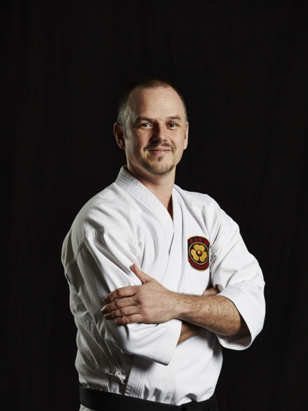 Steve Evans Sempai in Heathmont - Ultimate Martial Arts