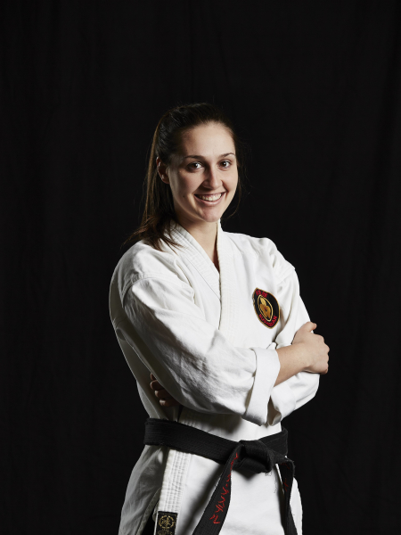 Brooke Busuttil Sempai in Heathmont - Ultimate Martial Arts