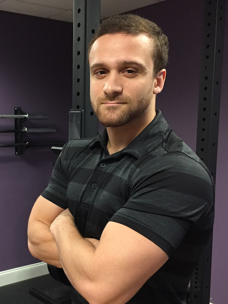 James in Clarks Summit - LUX Personal Training