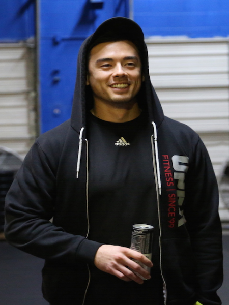 Andrew Garritson in Dacula - HumEx Fitness