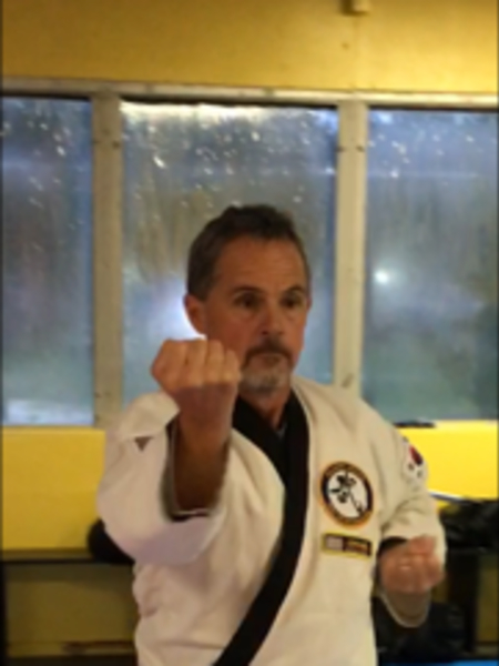 Stacy Busby in Bogalusa - Busby's Family Karate