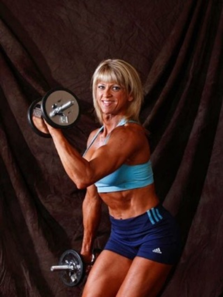 Norma Solano in Far North Dallas - Extreme Iron Pro Gym