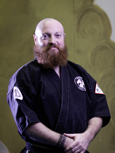 Kenneth Knight in Casper - The Dojo