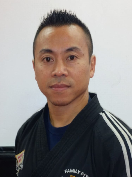 Master Vinh Dang in Jersey City - Family Fitness Karate & Kickboxing
