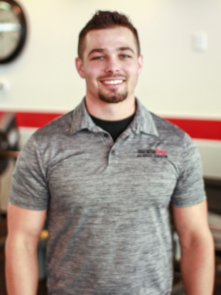 Jacob Manes in O'Fallon - Resurrection Fitness