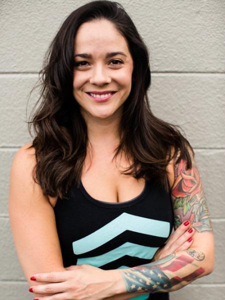 Audrey Sanchez in lolol - Elevate