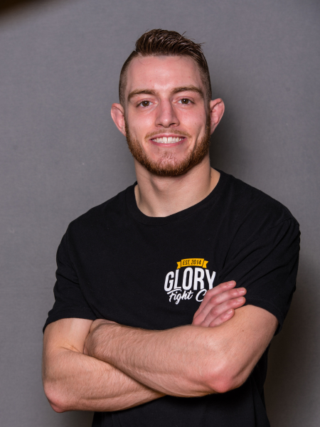 Brian Harris in Kansas City - Glory Mixed Martial Arts & Fitness