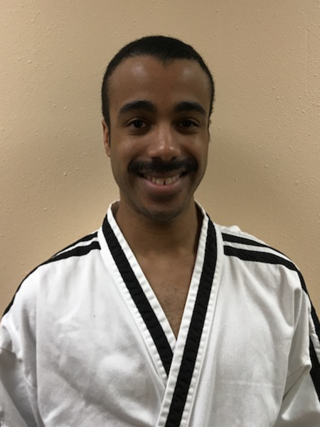 Kyosanim Chris D. Allen in Jersey Village - Eternal Martial Arts