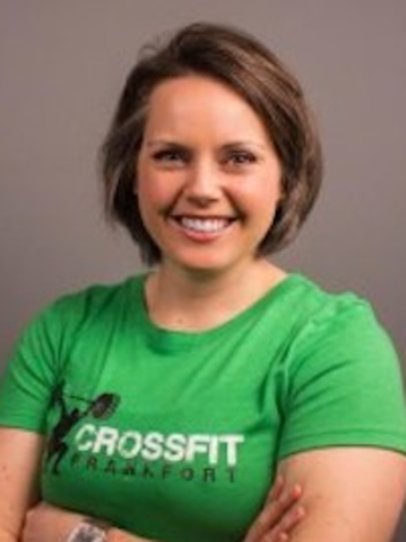 Coach Billie in Frankfort - Crossfit Frankfort