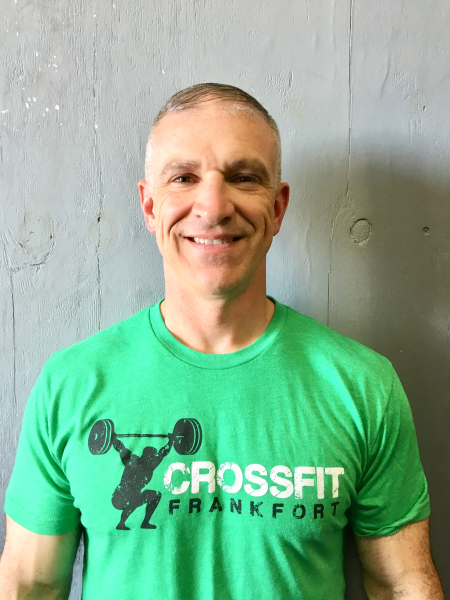 Coach Dewayne in Frankfort - Crossfit Frankfort