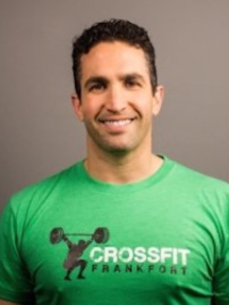 Coach Jason in Frankfort - Crossfit Frankfort